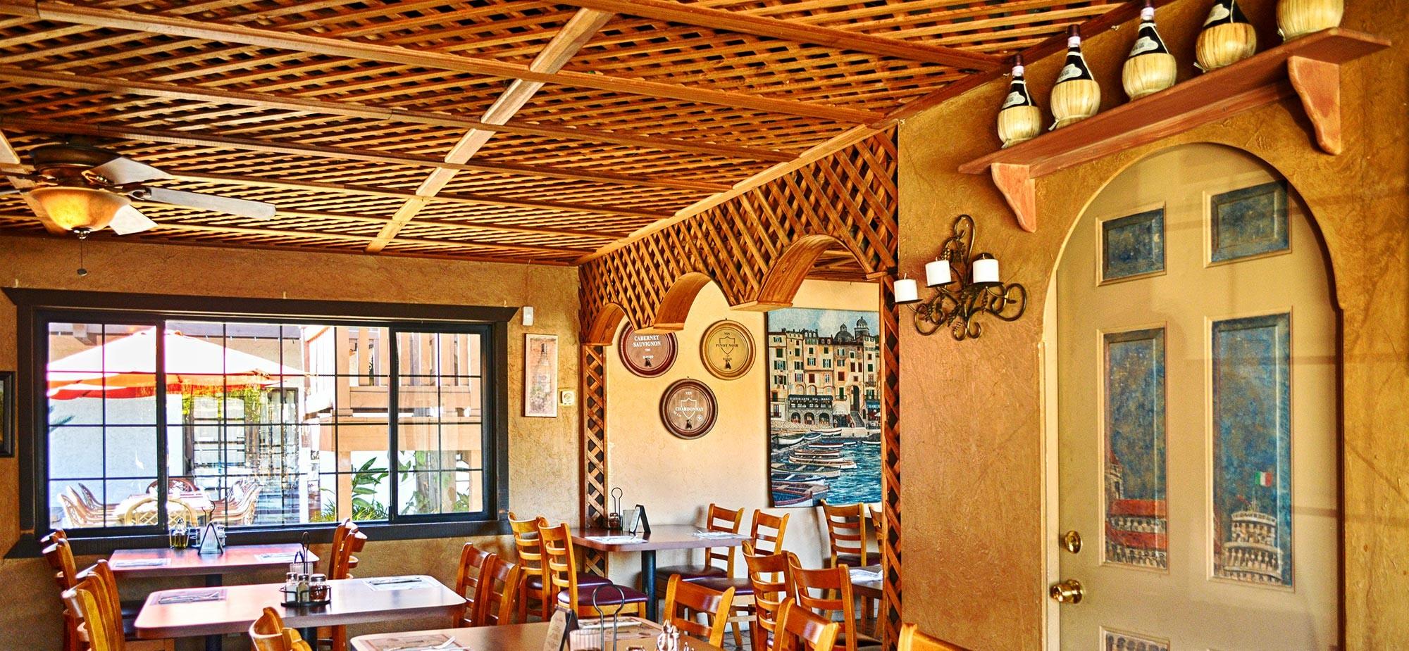 Italian Restaurant Old Town